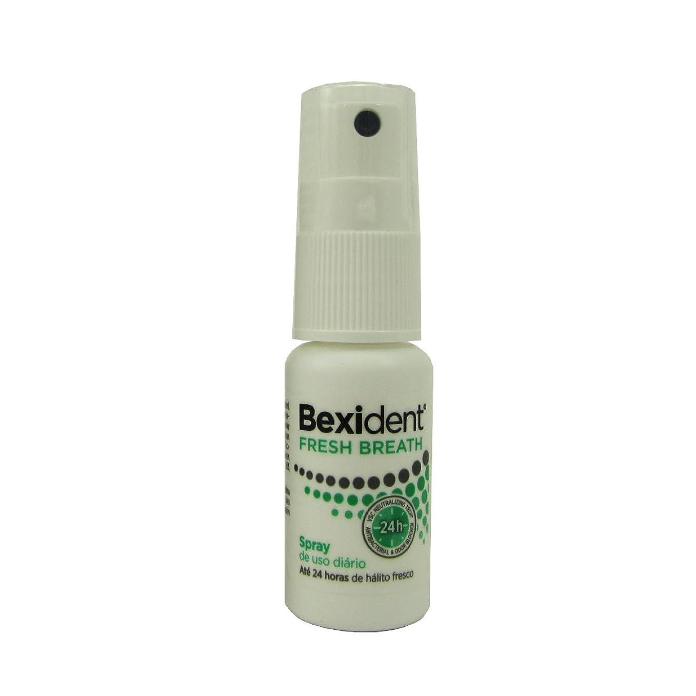 ファッション甘くする書誌Bexident Fresh Breath Spray 15ml [並行輸入品]