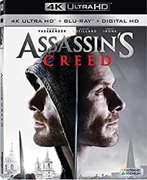 Assassin s Creed [4K UHD] [Blu-ray]