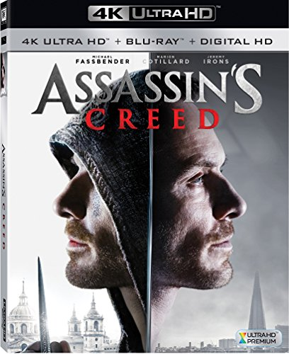 Assassin's Creed [USA] [Blu-ray]