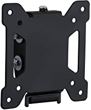 Mount Plus 203T Tilt TV Monitor Wall Mount | Low Profile Design | Quick Release Function..