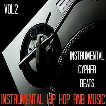Instrumental Cypher Beats, Vol. 2