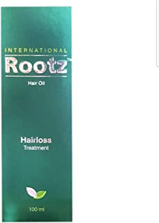 Rootz Hair Oil by Apple Therapeutics.100 ML