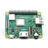 Raspberry Carte mère PI 3 Modèle A+, Cortex à 1,4 GHz, WiFi 5 GHz (11811853)