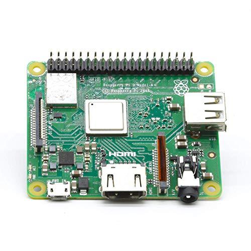 Raspberry scheda madre PI 3modello A +, Cortex A Core da GHz, Wi-Fi 5GHz (11811853)