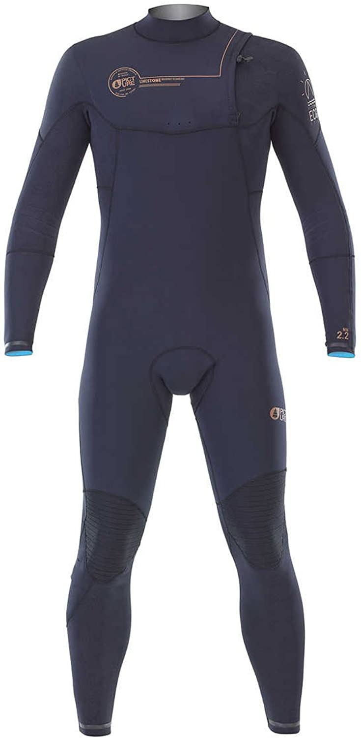 PICTURE DOLPHIN 2 2 ZIPLESS Full Suit 2018 black