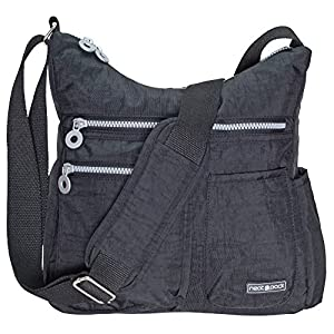 NeatPack Crossbody Bag for Women with Anti-Theft Bag