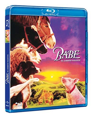 Babe: el cerdito valiente [Blu-ray]