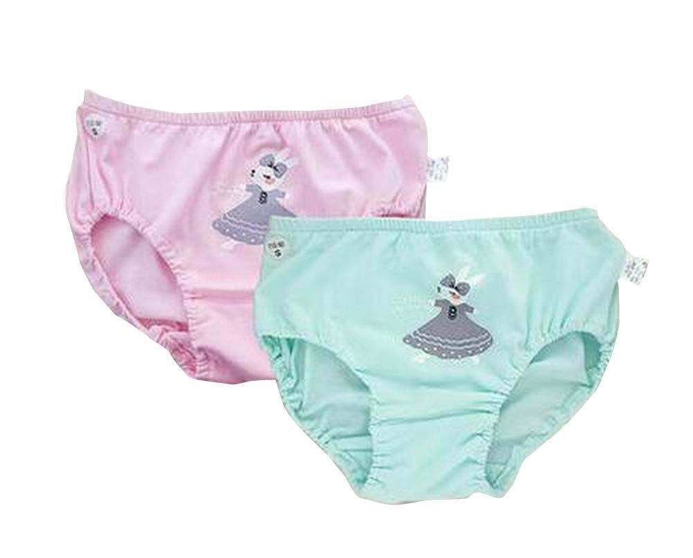 Pack of 3 Stretchable Children's Soft Cotton Underwear Briefs