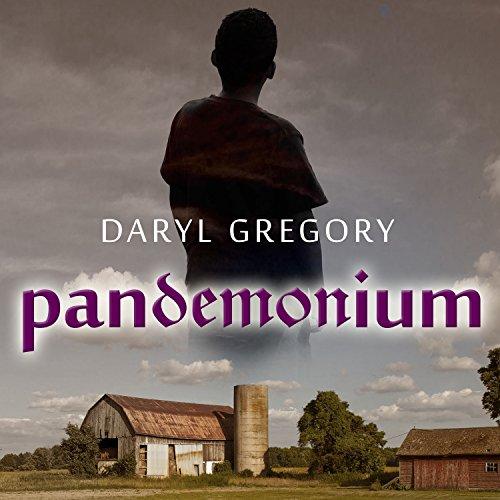 Pandemonium audiobook cover art