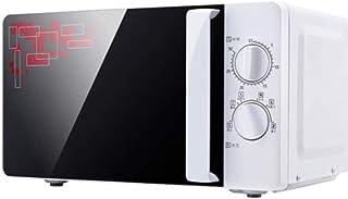 SUQIAOQIAO Horno de microondas en casa Multi-función mecánica pequeño Mini Tocadiscos