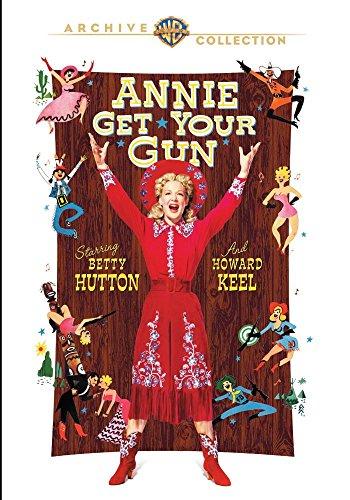 Annie Get Your Gun [1950] [DVD-AUDIO]