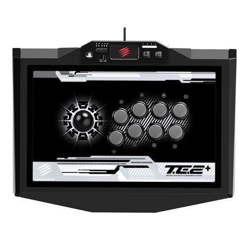 マッドキャッツアーケードファイトスティックトーナメントエディション2+TE2+PS3/PS4