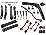 Front/Rear Suspension Kit for 1999-2004 Jeep Grand Cherokee (25)