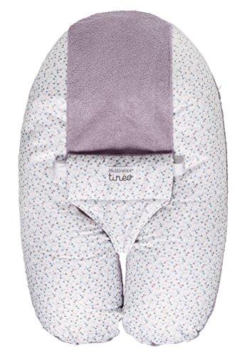Tineo 684743 Multirelaxkissen Frottee flieder, violett