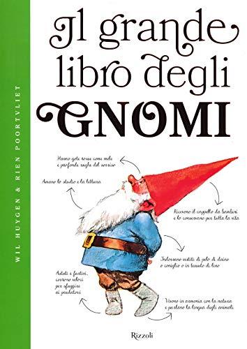 Il Grande Libro Degli Gnomi. Ediz. A Colori