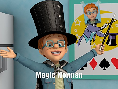 Magic Norman