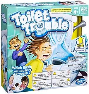 Hasbro Toilet Trouble , for unisex , 3 - 6 Years , C0447EF10