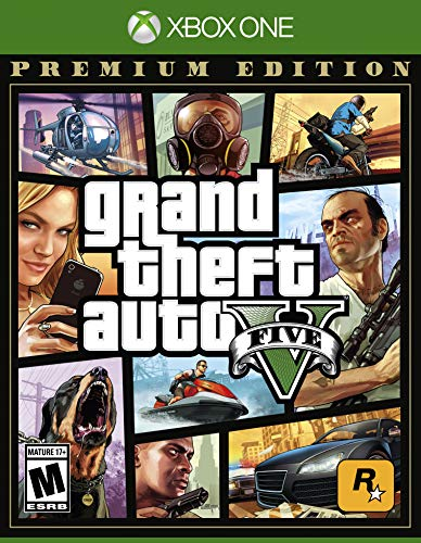 Our #7 Pick is the Grand Theft Auto V Premium Edition Xbox One Game