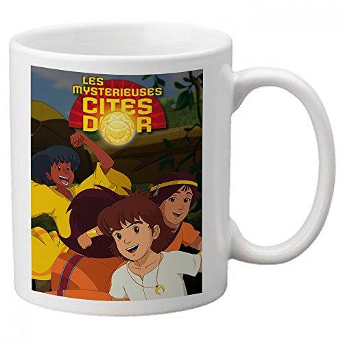 FS - Mug Les Mystérieuses Cités d' or
