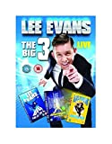 Lee Evans: The Big 3 Live [DVD]