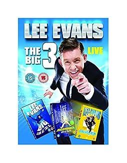 Lee Evans - The Big 3 Live