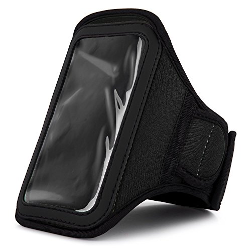 VanGoddy Athlete's Choice - Brazalete de Entrenamiento para Smartphones Samsung Galaxy Series
