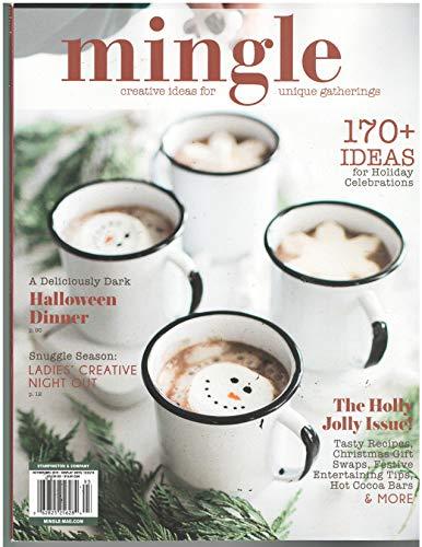 Mingle Magazine October November December 2019