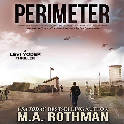 Perimeter audiobook cover art
