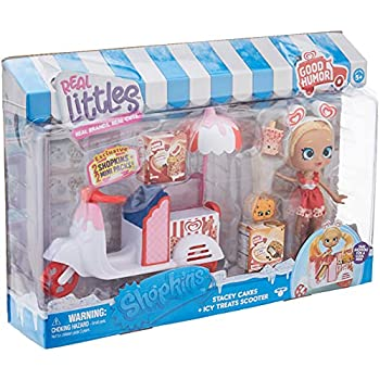 Shopkins Real Littles Stacey Cakes + ICY Trea   Shopkin.Toys - Image 1