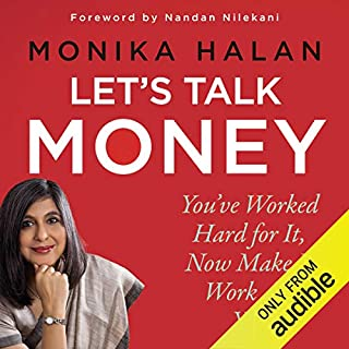 Let's Talk Money cover art