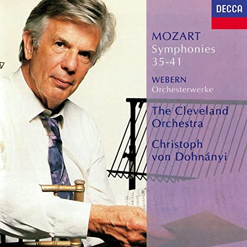 Christoph von Dohnányi & The Cleveland Orchestra