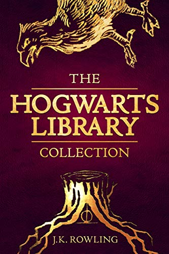 The Hogwarts Library Collection: The Complete Harry Potter Hogwarts Library Books...