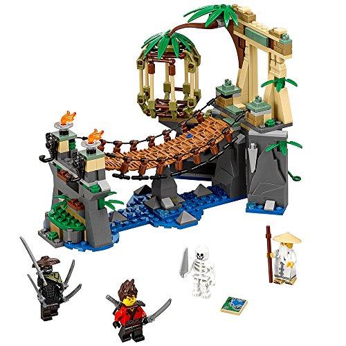 LEGO Ninjago Movie Meister Wu\'s Wasser-Fall 70608 Building Kit (312 Teile)