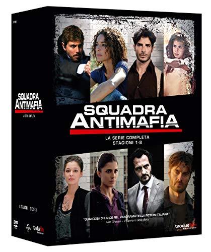 Squadra Antimafia - Coll.Compl.St.1-8 (Box 37 Dv)