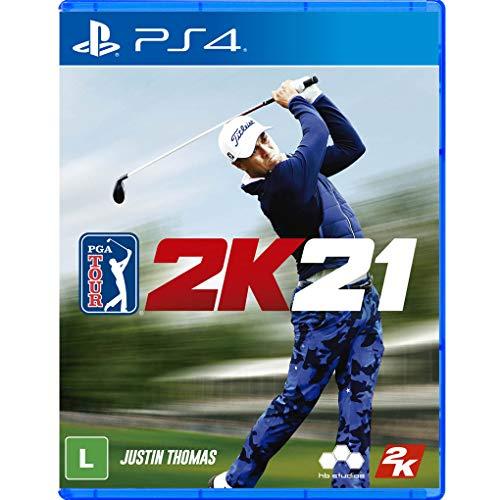 PGA Tour 2k21- PlayStation 4