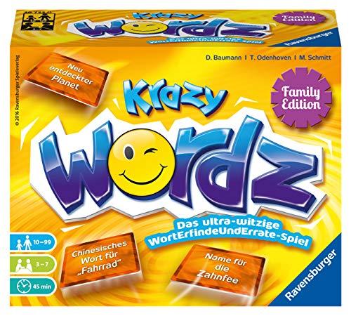 Preisvergleich Produktbild Ravensburger Spiele 26733 - Krazy Wordz Family