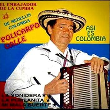 Asi Es Colombia