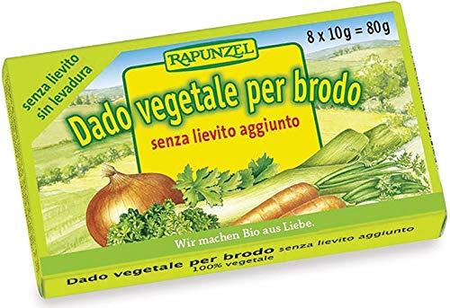 Rapunzel Dado Vegetale Senza Lievito Aggiunto - 30 g