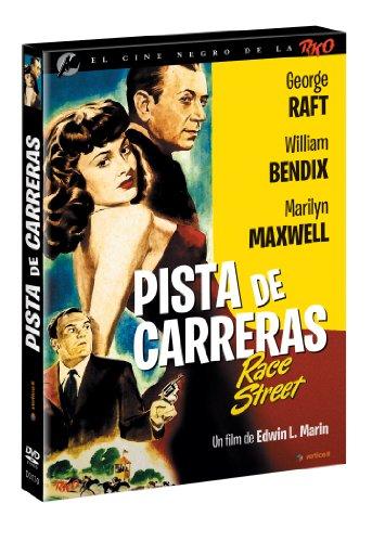 Cine Negro RKO: Pista De Carreras - Edición Especial (Incluye Libreto) [DVD]