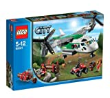 Lego Cargo Heliplane - (60021)