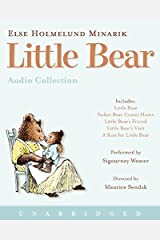 Little Bear Audio CD Collection: Little Bear, Father Bear Comes Home, Little Bear's Friend, Little Bear's Visit, and A Kiss for Little Bear Audio CD