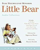 Little Bear CD Audio Collection: Little Bear, Father Bear Comes Home, Little Bear's Friend, Little Bear's Visit, A Kiss for Little Bear (I Can Read! - Level 1)