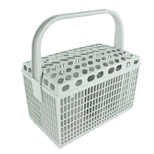 IKEA–Cesta de cubiertos para lavavajillas (plástico Jaula rack (luz gris)