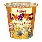 カルビー じゃがりこ九州しょうゆ味 52g×12個