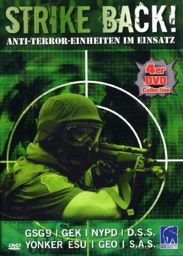 Strike Back - Anti-Terror Einheiten im Einsatz (4 DVDs)