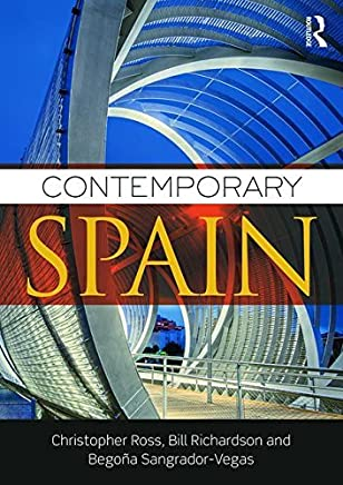 Contemporary Spain by Christopher Ross (2016-04-16)