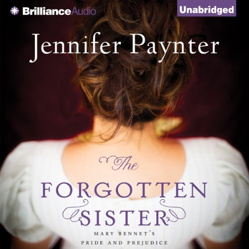 The Forgotten Sister audiobook cover art