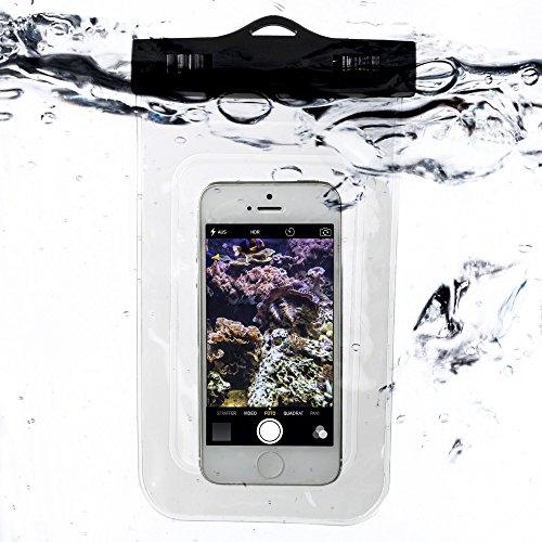 Movoja wasserdichte Hülle Tasche Case für iPhone 7-4 4S 5 5S 6 6s Plus Samsung S3 S4 S5 S6 S7 Note 2 Note 3 Note 4 Unterwasser Hülle Unterwasserfotos mit Handy