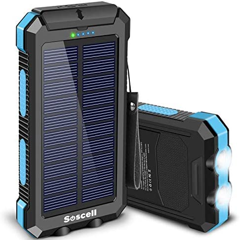 Top 10 Best android solar charger Reviews