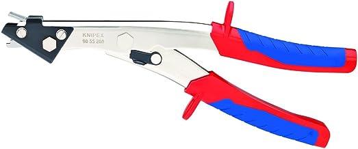 Knipex Tools 90 55 280 Sheet Metal Nibblers